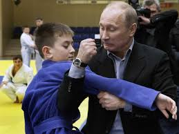 Childhood, Russian Style!