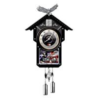 BAMF Patriotism: in Harley Clock Form!